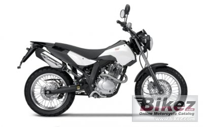 2016 Derbi Cross City 125